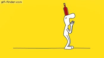 Yoga for Wine Lovers | Gif Finder – Find and Share funny animated gifs