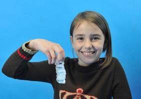 Experimente mit Wasser: Der Eiswürfel-Turm