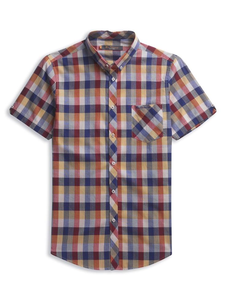 Clerkenwell Collar Shirt