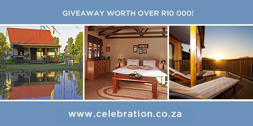WIN 7 Nights Accommodation in the Garden Route worth R10 000!
