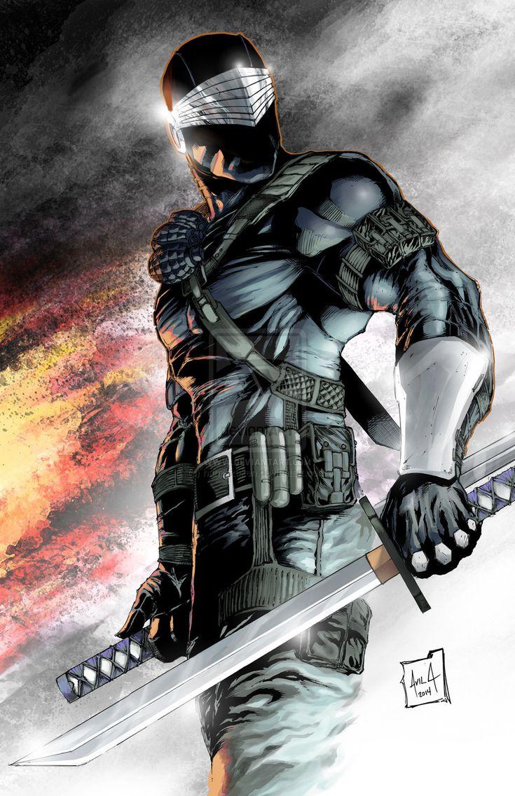 G.I. Joe - Snake Eyes / Javier Avila