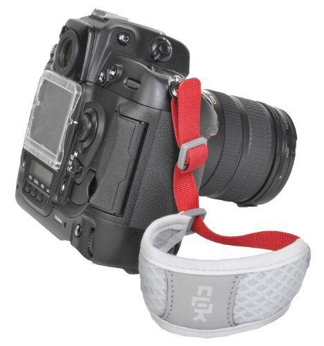 Clik Elite Dragonne – Correa de muñeca para cámara de fotos -  http://tienda.casuarios.com/clik-elite-dragonne-correa-de-muneca-para-camara-de-fotos-color-gris/