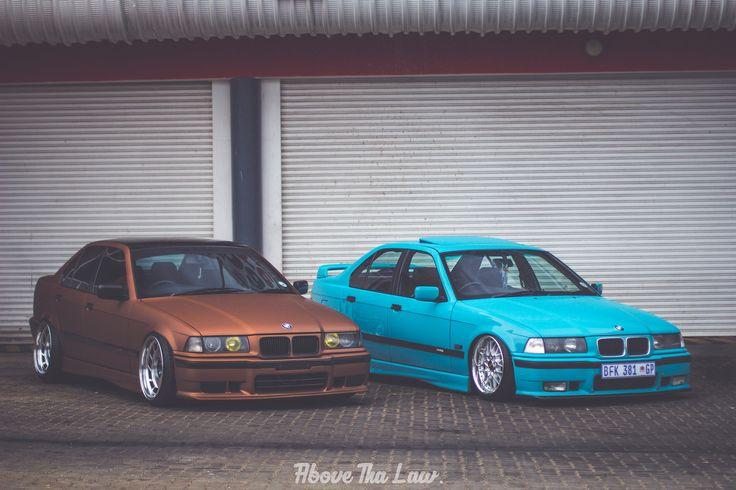 BMW E36 3 Series | by Above Tha Law Photography