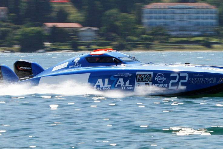 Skydive Dubai XCat World Series - Gran Premio d'Italia di Off Shore, Stresa