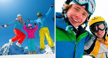 Известные горнолыжные костюмы