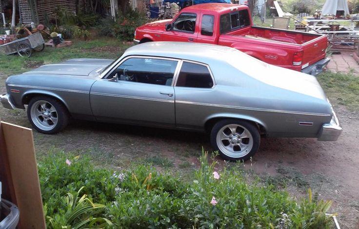 ebay auto  #automobili #occasioni #auto #ebay #macchine #vettura Bought this 1974 Nova yesterday.