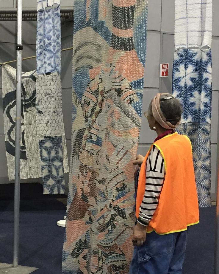 33 best Chiku-chiku images on Pinterest   Textile art, Embroidery ... : quilt show brisbane - Adamdwight.com