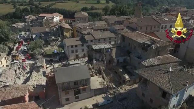 Sisma Centro Italia: Protezione Civile di Cagliari in soccorso dei terremotati