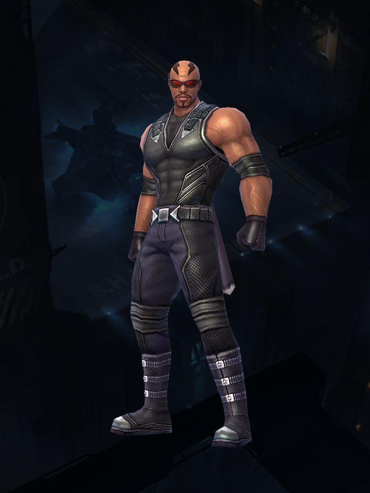 Blade Bios Real Name Eric Brooks Type Combat Base Tier Tier-1 Species Dhampir Gender Male Side...