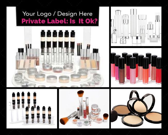 Is Using Private Label Products Unethical? http://beautifulwithbrains.com/2014/08/08/private-label-cosmetics-unethical/ #MakeupCafe