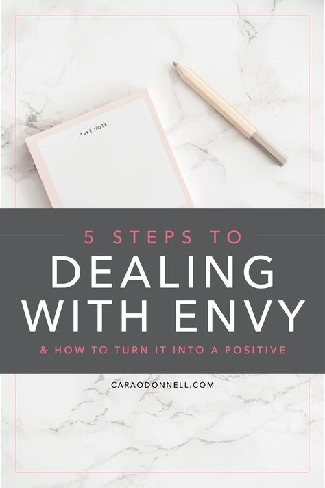How to deal with envy | Jealousy | Dealing with jealousy | How to deal with jealousy