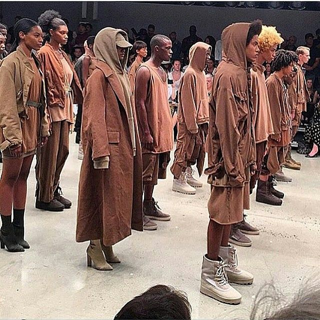 Read about Kanye West fashion line critics