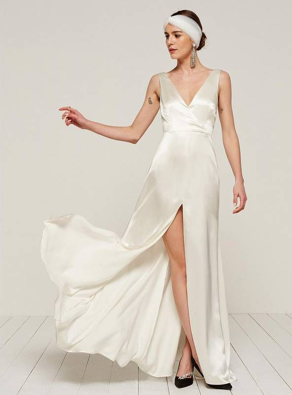 Eliana dress. Here are 14 alternative wedding dresses every bride will love.