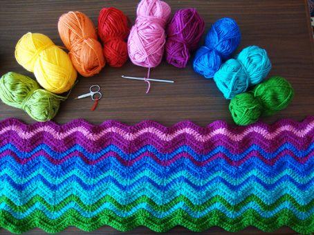 Wonderful color combo........