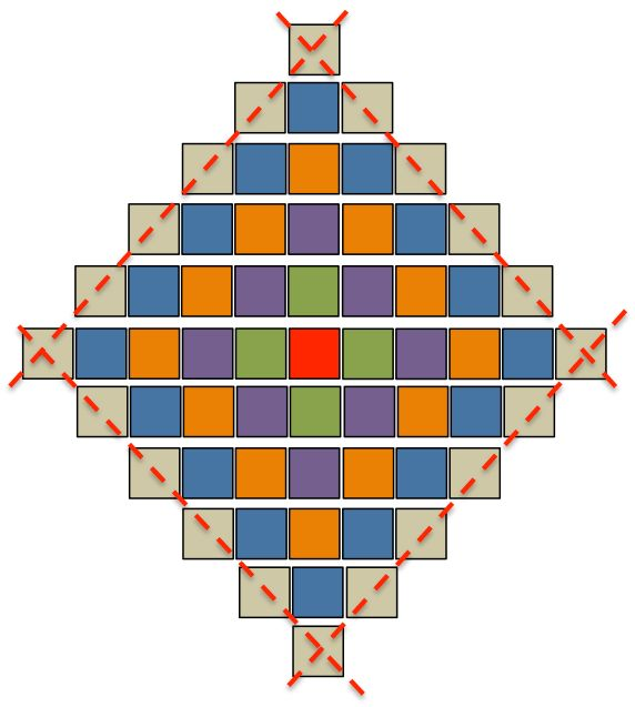 Unir las piezas paso 7