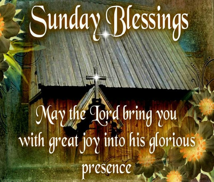 83 best images about Happy Sunday..°°*†*°° on Pinterest ...
