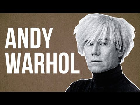 Andy Warhol interview on Campbell's Soup Cans - YouTube