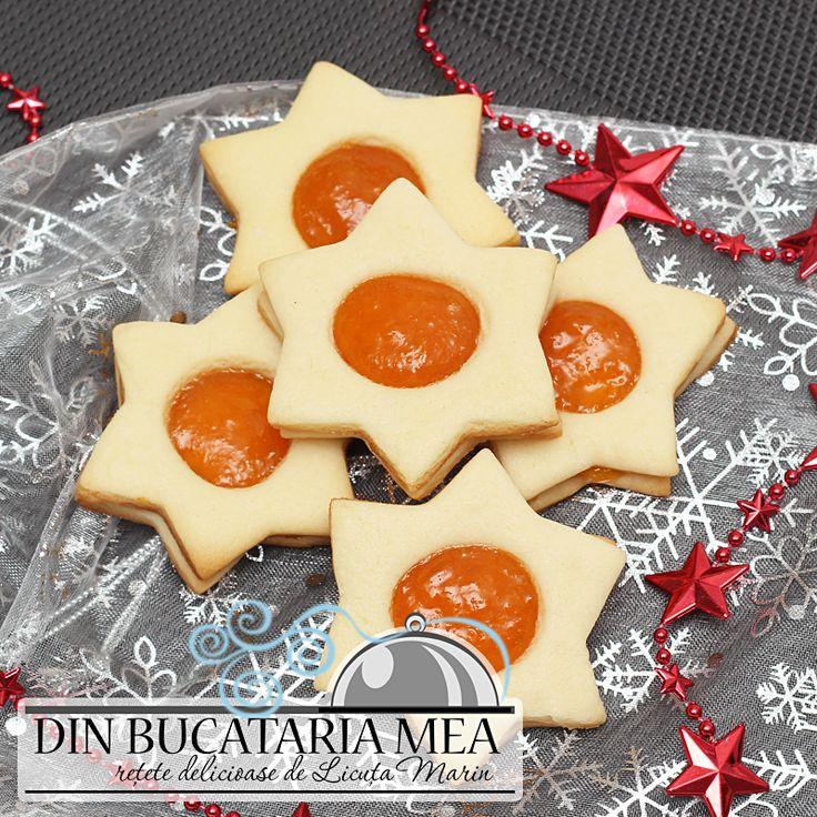 Cu o aroma profunda de portocala, aceste fursecuri minunate, vor incanta simturile invitatilor, parintilor sau copiilor, in zilele ...