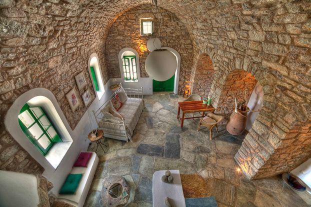 Semeli greek Traditional House in Kythera4