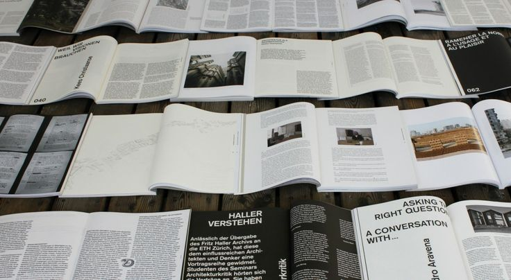 Reinstating the Relevance of Academic Journals: trans magazin
