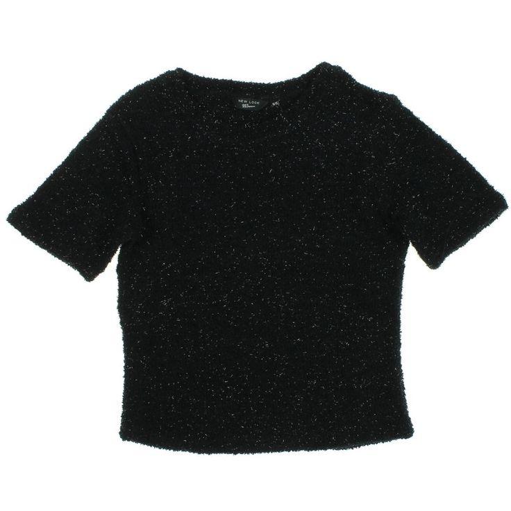 New Look sötétkék kötött felső   Felső, pulóver - Gyerek - Lány