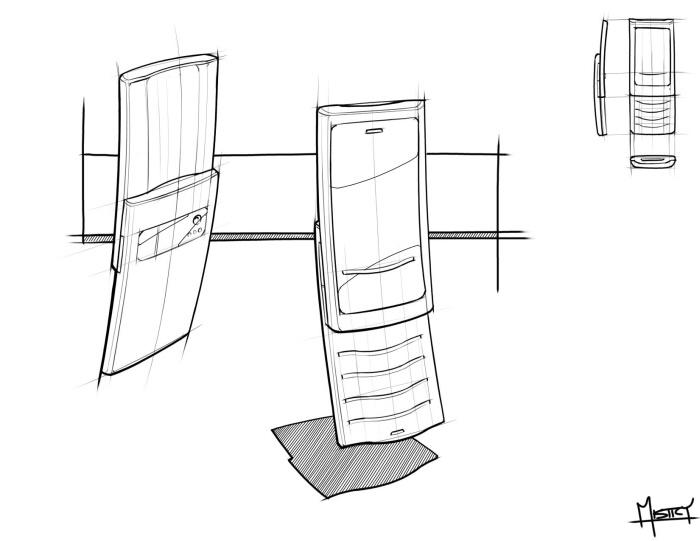 Simple concept depiction
