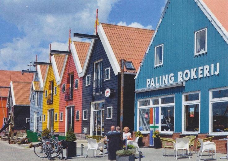 Palingrokerij (smoking eel) in Groningen, The Netherlands