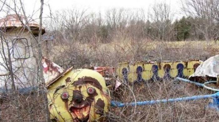 Taman Hiburan di Jepang Ini Hilang dari Peta