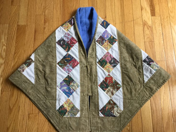 109 best Quilted hug project images on Pinterest | Prayer shawl ... : quilted prayer shawls - Adamdwight.com