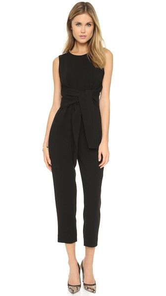 Club Monaco Justy Jumpsuit on shopbop