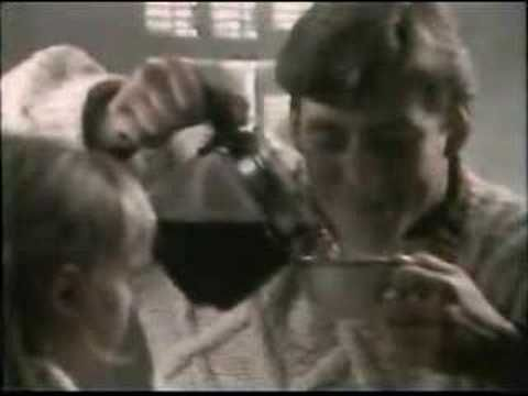 """Vintage Christmas TV ~ Folger's Coffee """"Peter Comes Home For Christmas"""" Commercial ~ While this isn't too vintage (1986) I always loved that Christmas feeling of family togetherness that this commercial evoked."""
