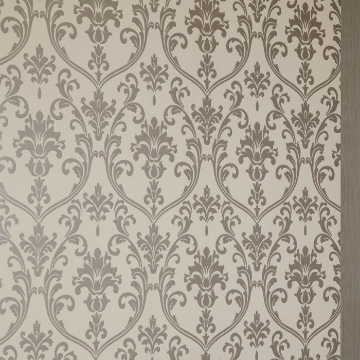 Perfect For A Feature Wall In The Living Room Or Bedroom Mink Wallpaper Grey Available Online From UK