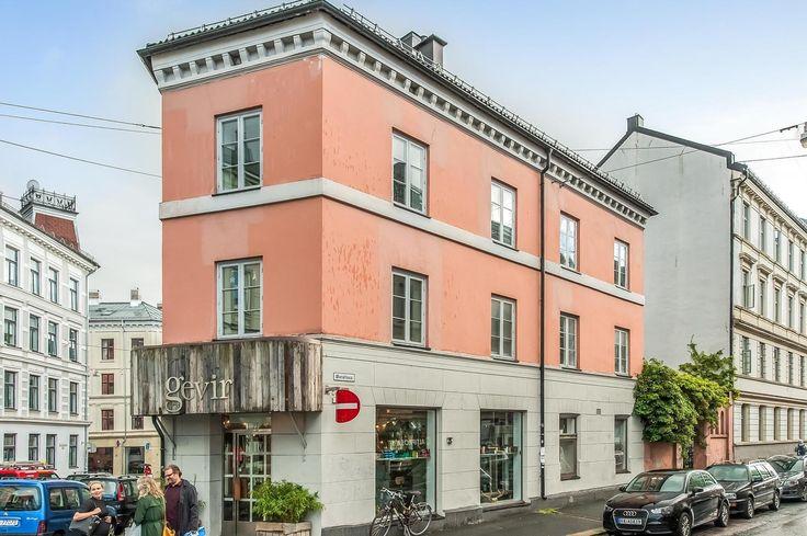 FINN – Grünerløkka - Unik og pen 4-roms leilighet med balkong midt på Løkka…