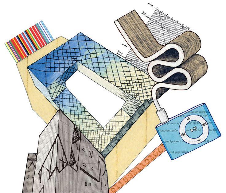 The Deconstructivism and Digital Design Movements Deconstructivism