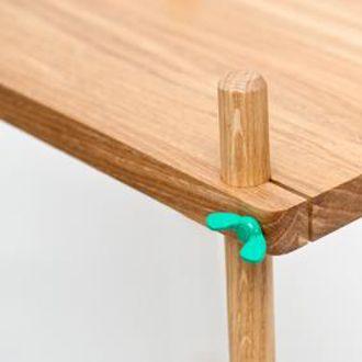 Ensamble madera/perno