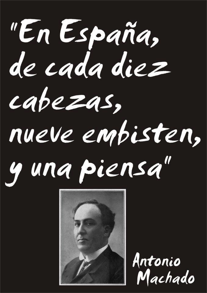 Antonio Machado..