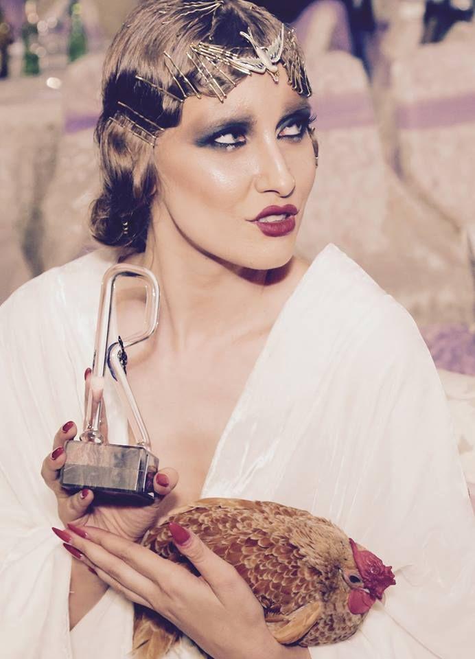 Cea mai marcanta personalitate din moda romaneasca @PREMIILE RADAR DE MEDIA 2015