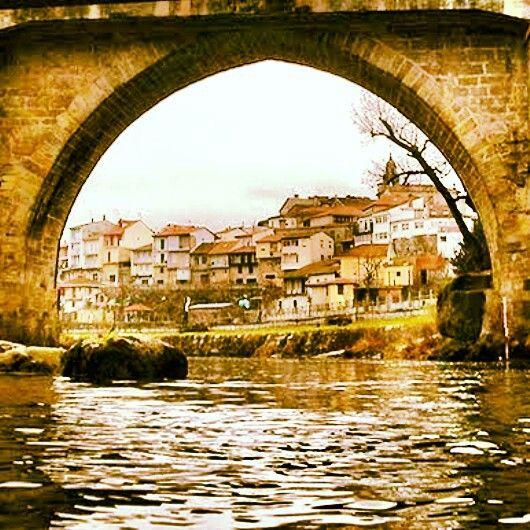 #Ribadavia #Ourense #Medieval #Bridge #Galicia #Spain #Galizia #Spagna #Ribeiro #Wine