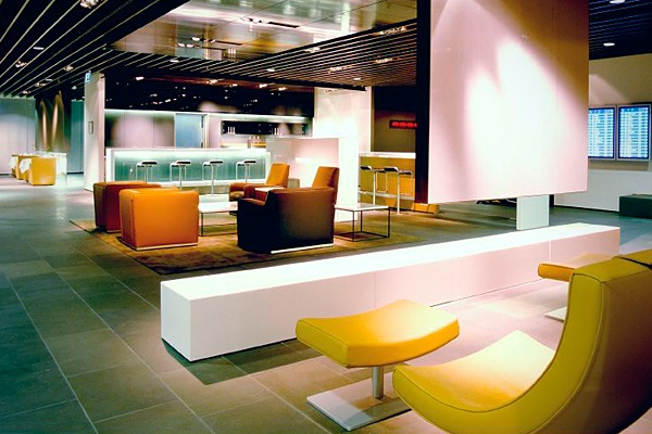 credit card airport lounge access free india