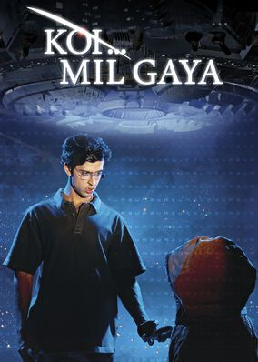 Koi... Mil Gaya (2003) - A scientist's mentally challenged son accidentally summons a spaceship and befriends the alien inside, granting him powers to live a more normal life.