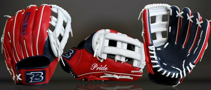 Custom Softball Gloves from Boombah