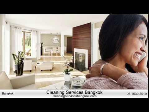 (1) Cleaning Services Bangkok Company Video - YouTube