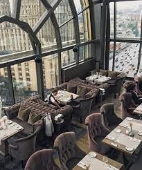 Image result for the white rabbit restaurant moscow