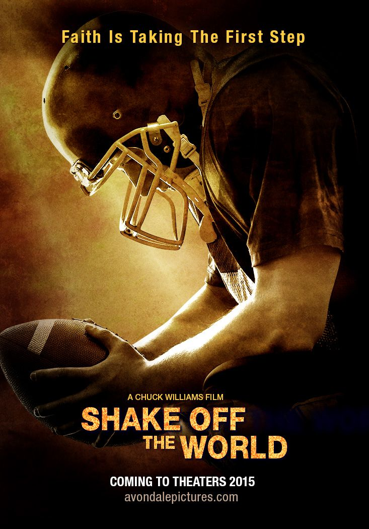 Checkout the movie Shake Off the World on Christian Film Database: http://www.christianfilmdatabase.com/review/shake-off-world/
