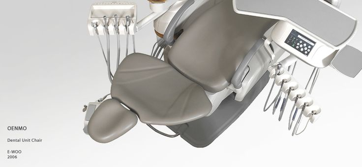 noble design | product design | design studio | medical | Oenmo | Dental Unit Chair | E-woo