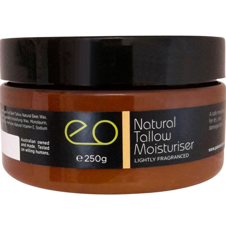 Product Spotlight - Natural Tallow Moisturiser http://www.paleoskincare.com.au/natural-tallow-moisturiser?utm_campaign=coschedule&utm_source=pinterest&utm_medium=Paleo%20Skincare&utm_content=Product%20Spotlight%20-%20Natural%20Tallow%20Moisturiser Watch Your Skin Drink This Up