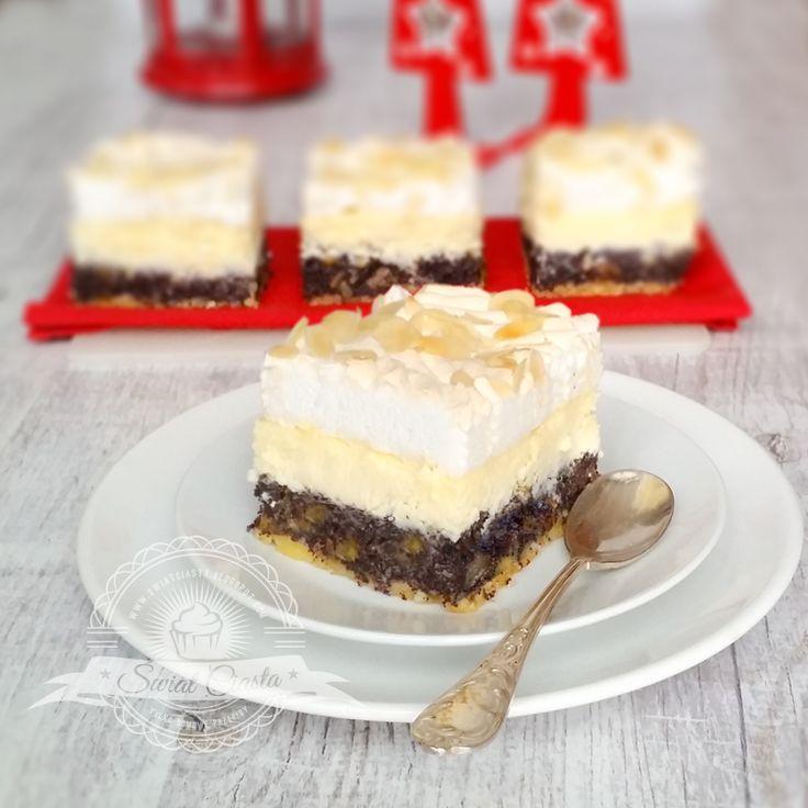 Świąteczny Trójsmak | Świat Ciasta