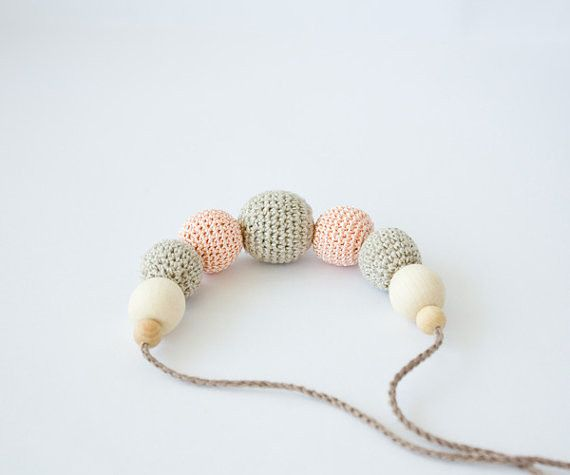 At the Ballet Teether / Nursing Necklace