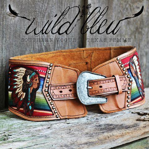 The Phoenix | Wild Bleu More - Women's Belts - amzn.to/2hOqA0h Clothing, Shoes & Jewelry - Women - women's belts - http://amzn.to/2kwF6LI
