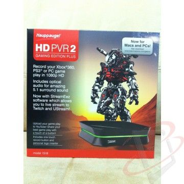 Hauppauge hdpvr2-gaming_edition PLUS